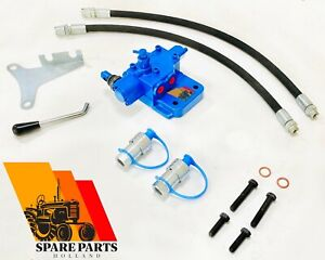 Single Spool Double Acting Hydraulic Remote Control Valve Kit 2000 3000 More