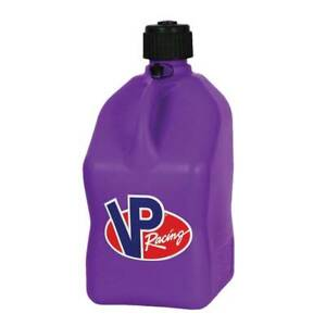 Vp Racing 5 Gallon Motorsport Racing Fuel Container Utility Jug Gas Can Purple