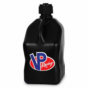 Vp Racing 5 Gallon Motorsport Racing Fuel Container Utility Jug Gas Can Black