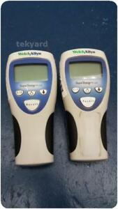 Welch Allyn Suretemp Plus 692 Electronic Thermometer lot Of 2 210460
