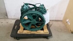 Speedaire 1wd22 10 15 Hp 740 1045 Rpm 2 Stage Air Compressor Pump