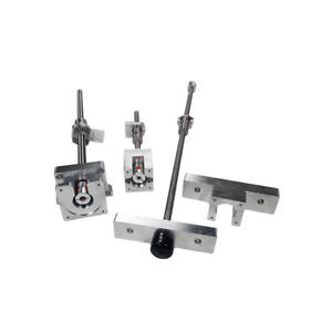 Grizzly G0704 Cnc Mill Conversion Kit W Dubl Ball Nuts 0015 Backlash Accuracy