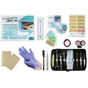 Complete Suture Practice Kit For Suture Training Free Shipping
