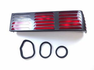 1983 93 Ford Mustang 6 Piece Rear Lamp Tail Light Housing Seal Kit Molded