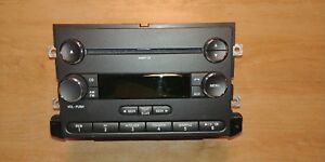 Ford Radio Mp3 Cd Player Oem Am Fm Receiver Stereo Audio Auxiliary