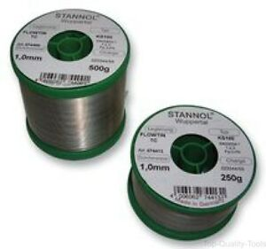 Solder Wire Ks100 0 3mm Diameter 227 c 250g
