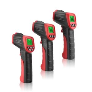 Infrared Thermometer Lcd Digital Display Laser Temperature Tester Non Contact