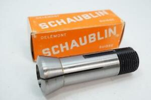 New Schaublin W20 Swiss Made 19 32 Collet For Aciera Mill Or 102 Lathe