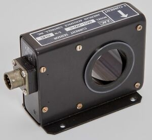 Aac American Aerospace Cntrl Dc Bidirectional Current Transducer S651 200 c 200a