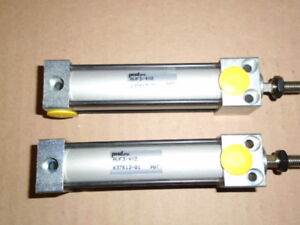 Lot Of 2 New Phd Inc Avf3 4x2 Pneumatic Cylinders