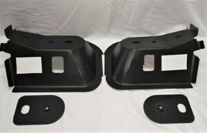1994 2001 Dodge Ram Pickup Steel Front Cab Mounts W nut Plates sold As A Pair