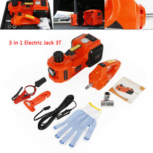 Electric Hadraulic Jack Electric Impact Wrench Standard Size Sockes Cable Tools
