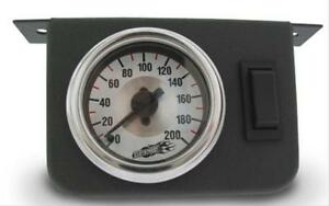 Air Lift Performance Gauge Panel Dual Needle Electric 150 Psi
