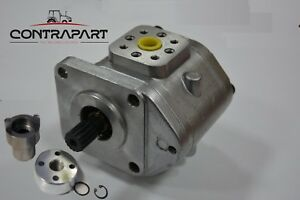 Hydraulic Pump For John Deere And Yanmar Tractors 11cc Jd 850 950 1050