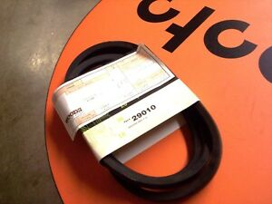 Genuine Woods 29010 Belt For Model Rm400 And 9144 Wing Deck Mowers New
