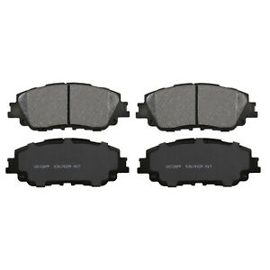 Disc Brake Pad Set Quickstop Disc Brake Pad Front Wagner Fits 2018 Toyota Camry