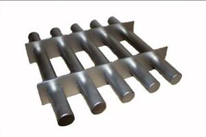 Mpi Ceramic Square Grate Magnet Stainless Steel Welded 10 Square