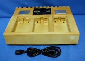 Physio Control 801807 12 3 bay Battery Support System For Lifepak 5