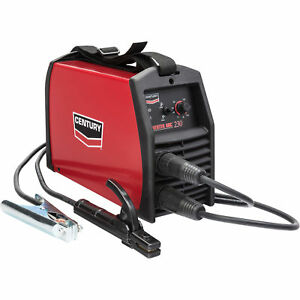 Lincoln Electric Century Inverter Arc 230 Stick Welder 230 Volts 155a Dc Output