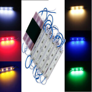 Smd 7512 5630 3 Led Led Module Lights Dc 12v Letter Sign Channel Lamp Waterproof