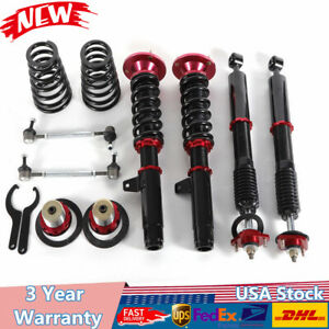 Non Damper Adjustable Coilovers For Bmw E46 3 Series Shock Absorbers Struts