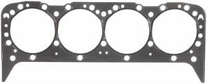 1 Pair Fel Pro 1094 Small Block Chevy Sbc Performance Head Gaskets 327 350 383