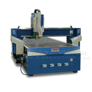 Baileigh Cnc Routing Table Wr 84v atc
