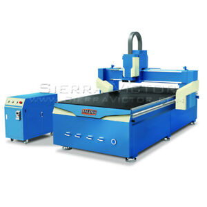 Baileigh Cnc Wood Routing Table Wr 105v atc