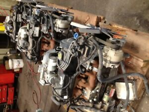 New Ford 2 5l Lrg 425 Efi Industrial Gas Engine Complete No Core Charge