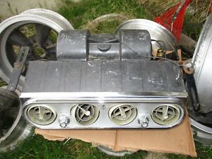 1965 1966 Ford Mustang Ac Under dash Evaporator Unit Underdash Air Conditioner