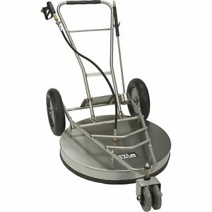 Northstar Pressure Washer Surface Cleaner 32in Dia 5000 Psi 8 Gpm