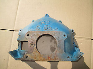 Chevy Rc C 55 a Scattershield Bellhousing Muncie T10 Drag Race Nhra Blow Proof