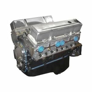 Blueprint Engine Assembly Long Block Crate Engine Chevy 355 4 bolt Main