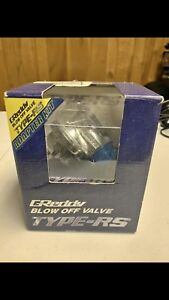 New In Box Greddy Type Rs Blow Off Valve Rare