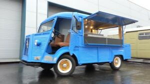 1971 Citroen Hy Food Truck For Sale Piaggio Apes Available As Well