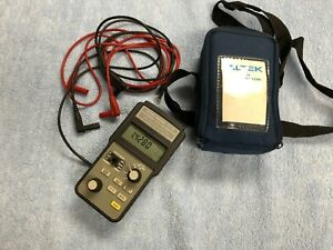 Altek 311a Universal Rtd Calibrator W Leads And Case