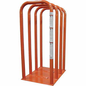 Ame International Tire Inflation Cage With Inflator 4 bar Model 24441