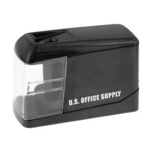 U s Office Supply Electric Pencil Sharpener Battery Or Usb Powered