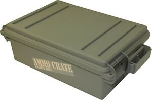 MTM ACR7-18 Ammo Crate Utility Box Designed for Ammo Storage