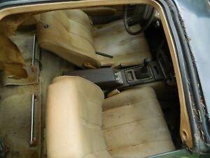 Nissan Datsun 280zx Front Seats Need Redone Pick Up Only