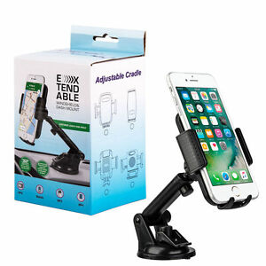 360 Adjuatable Car Windshield Dashboard Air Vent Mount Holder For All Cell Phone
