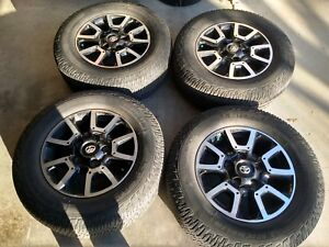2015 Toyota Tundra Tires And Wheels