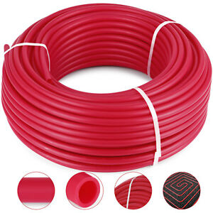 3 4 X 300ft Pex Tubing pipe Non Oxygen Barrier Flexible Commercial Coil Hot