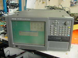 Tektronix Mts300 Mpeg N Real time Monitoring System With Power N On Test