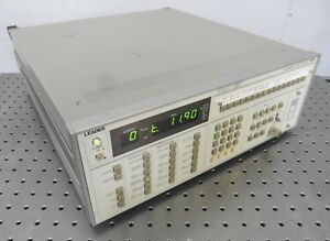 C155879 Leader 1604a Programmable Video Generator