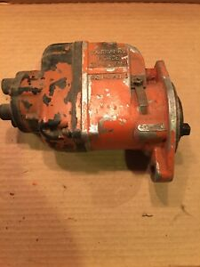 Vintage Magneto Fairbanks Morse Fmj4b3 Allis Chalmers Tractor Gas Engine P4
