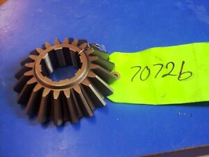 Bushhog 70726 Gearbox Pinion Gear Batwing Rotary Cutter