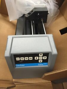 Gerber Gsx Plus 15 Plotter brand New In The Box