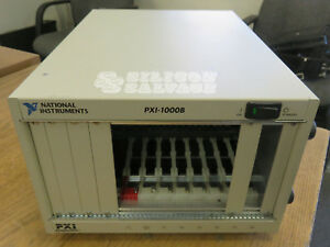 National Instruments Ni 8 slot Pxi Chassis Pxi 1000b