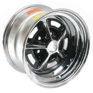 Wheel Vintiques 54 Series Magnum 500 Chrome Wheel 14 x8 5x4 5 Bc Set Of 2